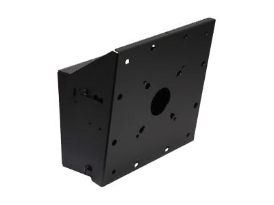 Peerless Modular Dual Pole Tilt Box, Black for 46-90 Displays, MOD-FPMS2, 17374316, Stands & Mounts - AV