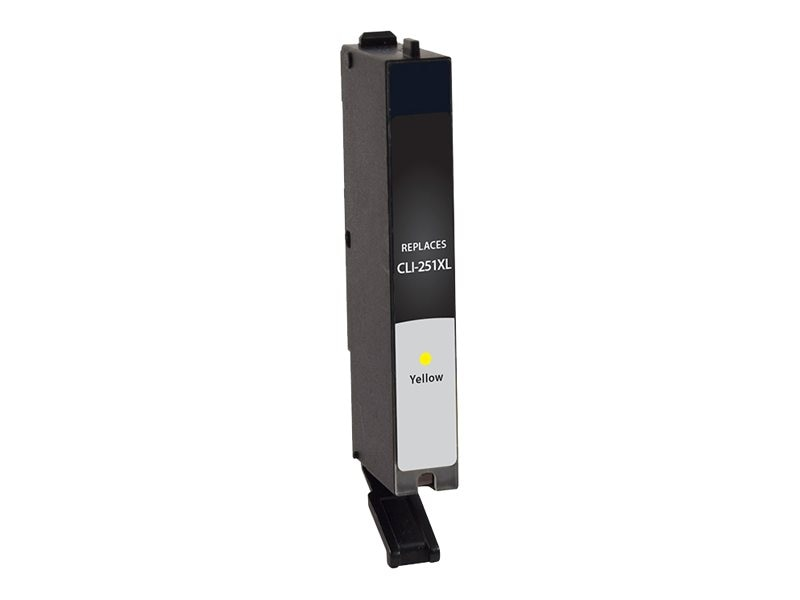 V7 6451B001 Yellow Ink Cartridge for Canon, V76451B001