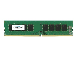Crucial 4GB PC4-17000 288-pin DDR4 SDRAM DIMM, CT4G4DFS8213, 17714245, Memory