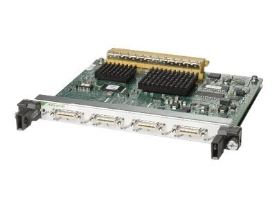 Cisco 4-Port Serial SPA, SPA-4XT-SERIAL, 9750861, Network Device Modules & Accessories