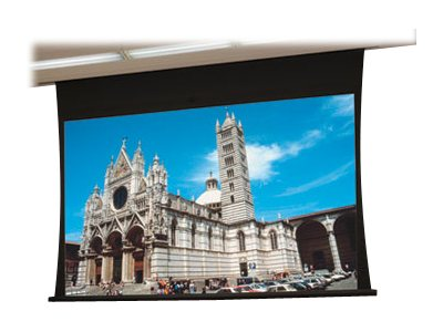 Draper Access XL Series V Projection Screen, Pearl White, 16:9, 248, 102825, 15951597, Projector Screens