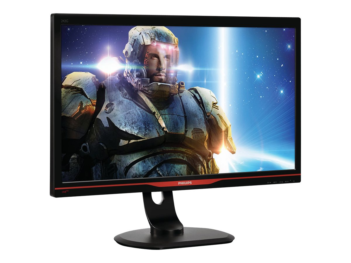 Philips 24 242G5DJEB Full HD LED-LCD Monitor, Black, 242G5DJEB