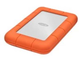 Lacie 1TB Rugged Mini USB 3.0 Mobile Hard Drive, 301558, 13008212, Hard Drives - External