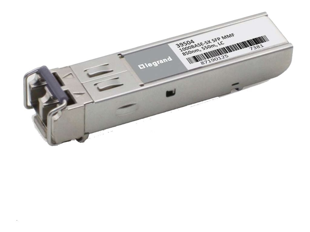 C2G HP 3CSFP91 1000Base-SX MMF SFP (Mini-GBIC) Transceiver