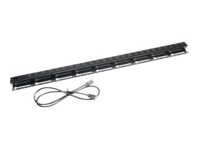 Chief Manufacturing Power Strip 20A, (1) Circuit (24) Outlets w  Cord