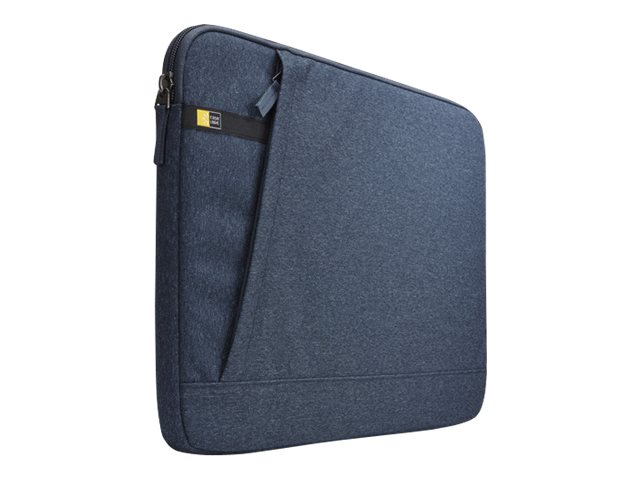 Case Logic Huxton 15.6 Laptop Sleeve, Blue, HUXS115BLUE, 30640025, Carrying Cases - Notebook