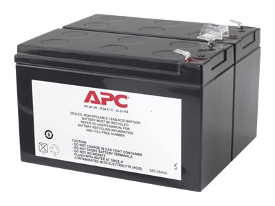 APC Replacement Battery Cartridge #113, RoHS, APCRBC113, 10043215, Batteries - Other