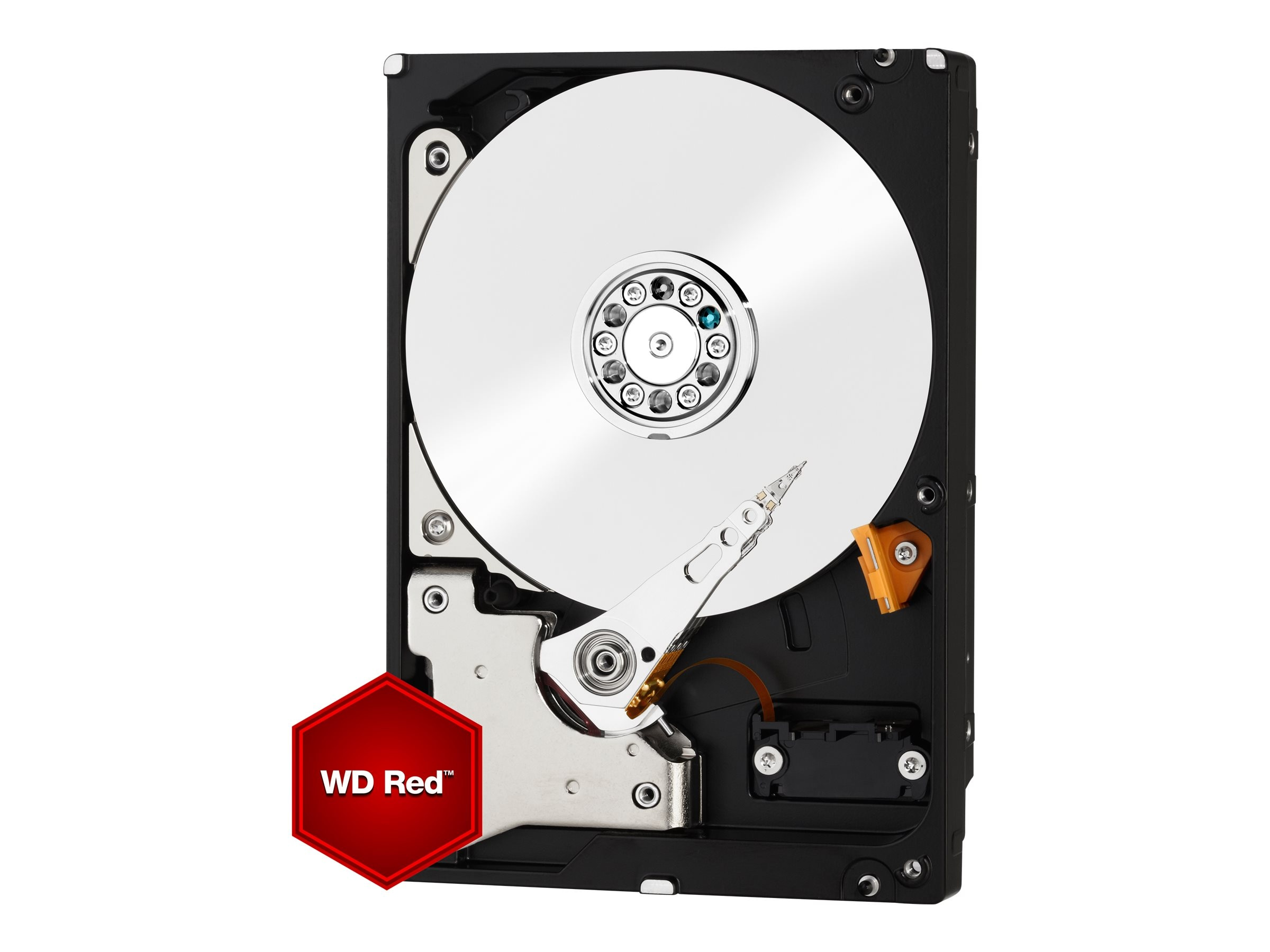 WD 3TB WD Red SATA 6Gb s 3.5 Internal NAS Hard Drive, WD30EFRX