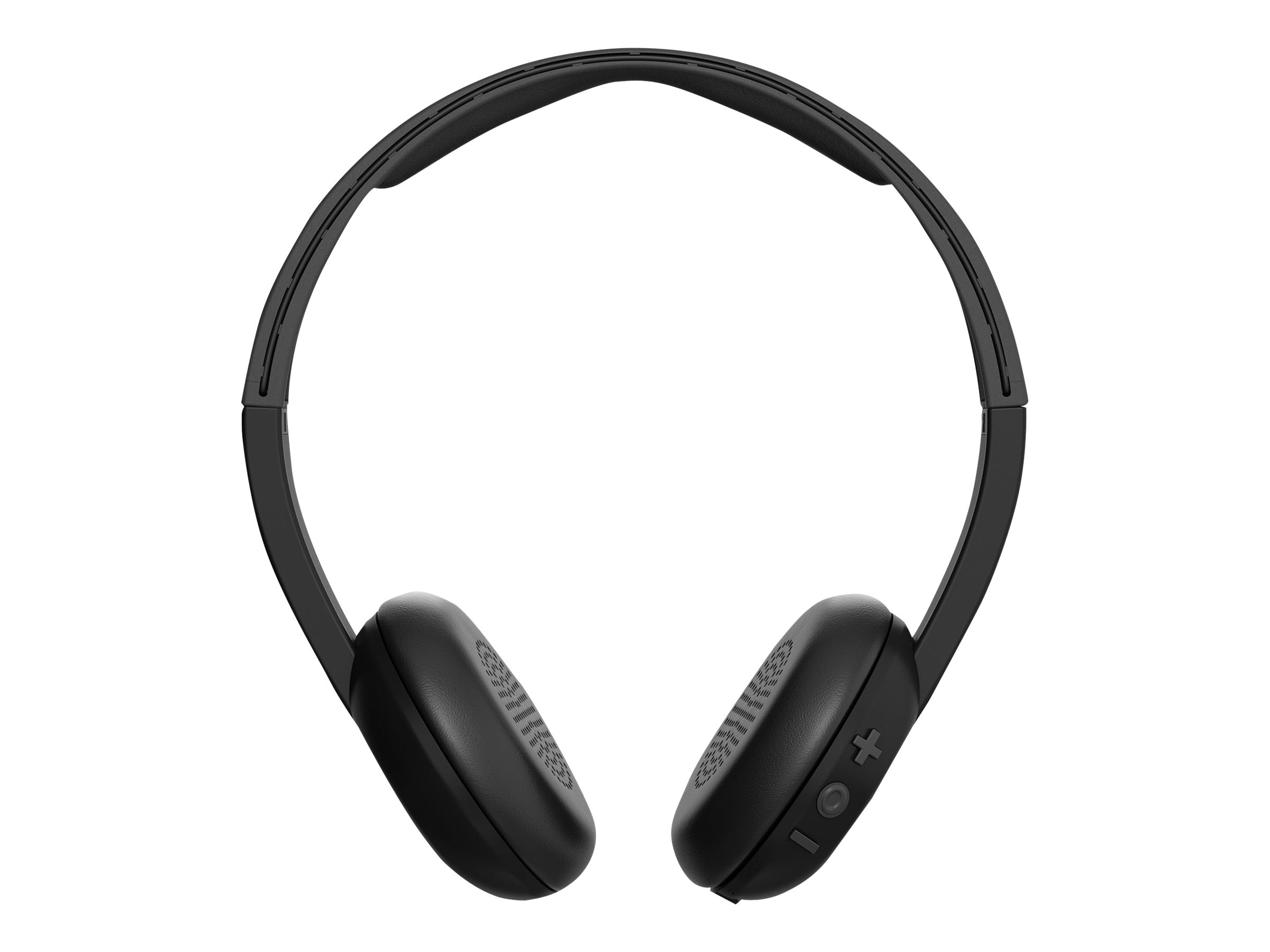 Skullcandy Uproar BT Headphones - Black Gray Gray