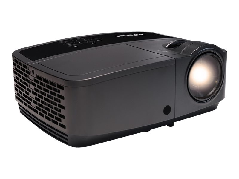 InFocus IN2124A XGA DLP Projector, 3500 Lumens, Black, IN2124A