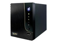 Zyxel NSA320 2-Bay Network Attached Storage, NSA320, 12652831, Network Attached Storage