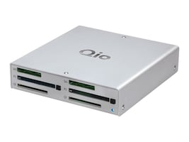 Sonnet Qio Pro Media Reader with PCIe 2.0 Card Interface, QIO-PCIE-W, 17277815, PC Card/Flash Memory Readers
