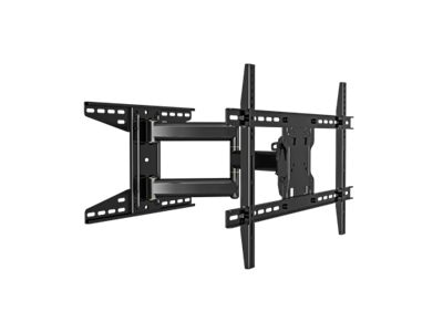 DoubleSight Full Motion Wall Mount Bracket for 32-70 Displays