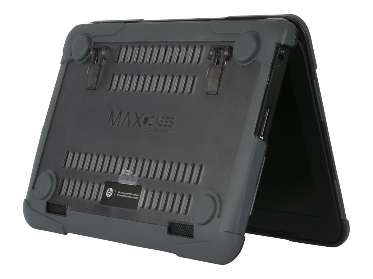 Max Cases Extreme Shell for HP CB EE 11, Gray, HP-ES-CB4EE-11-GRY