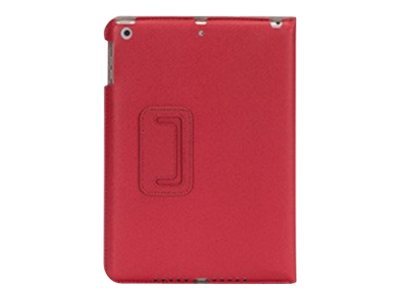 Griffin Folio Salt Red Gray