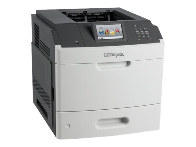 Lexmark MS810de Monochrome Laser Printer - HV  (TAA & Schedule 70 Compliant), 40GT160