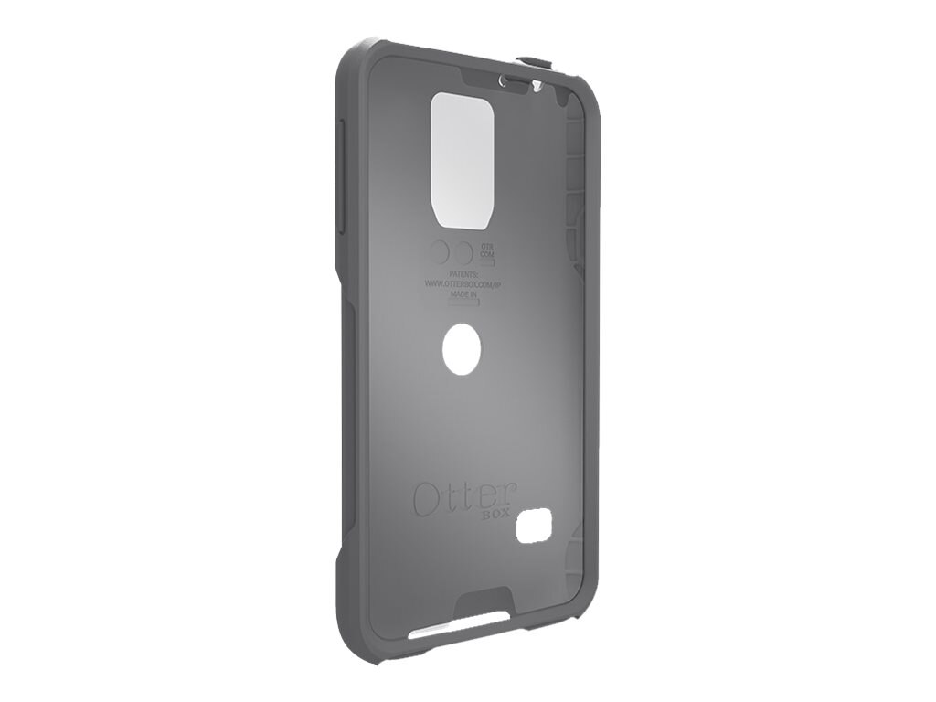 OtterBox Slip Cover Screen Accessory for Galaxy S5, Gunmetal Gray, 78-42347, 22067513, Carrying Cases - Phones/PDAs