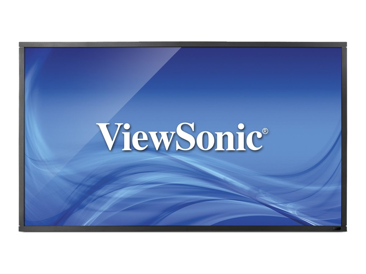 ViewSonic 42 CDP4260-L Full HD LED-LCD TV, Black, CDP4260-L, 16682587, Monitors - Large-Format LED-LCD