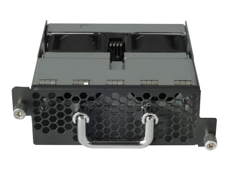HPE 58x0AF Back (Power Side) to Front (Port Side) Airflow Fan Tray, JC682A, 13488931, Cooling Systems/Fans