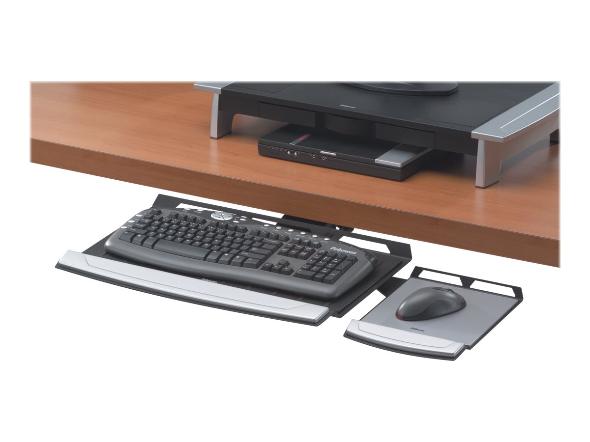 Fellowes Adjustable Keyboard Manager, 8031301, 5345032, Ergonomic Products