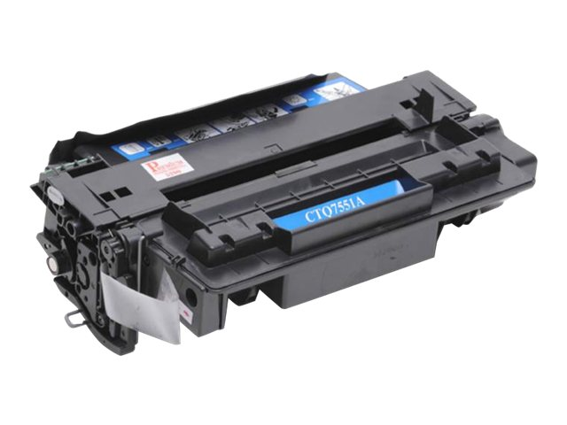 Ereplacements Q7551A Black Toner Cartridge for HP LaserJet P3005, M3027 & M3035