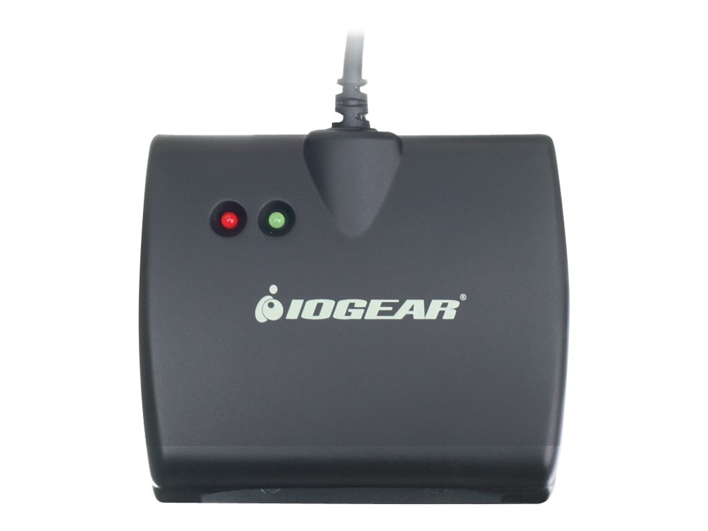 IOGEAR USB Smart Card Access Reader, GSR202