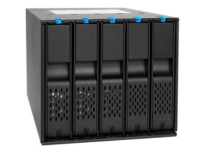 Icy Dock FlexCage Trayless 5x3.5 HDD, MB975SP-B, 15779563, Hard Drive Enclosures - Multiple
