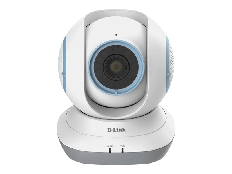 D-Link HD Pan Tilt WiFi Baby Camera, DCS-855L