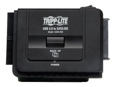 Tripp Lite USB 3.0 to SATA IDE Combo Adapter, U338-000