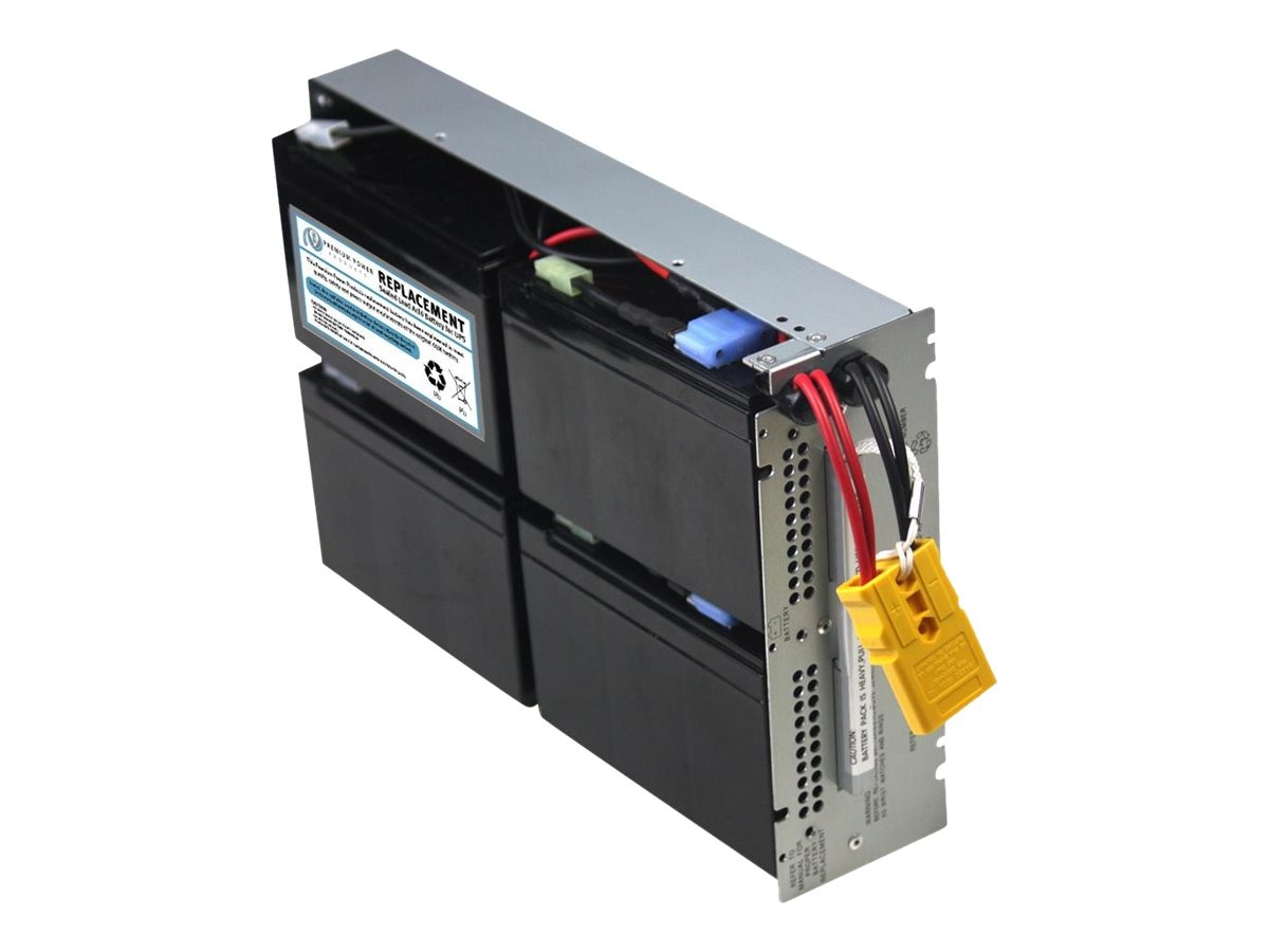 Ereplacements Replacement Battery for APC RBC133