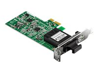 TRENDnet Low Profile 100Base SC Fiber PCIe Adapter