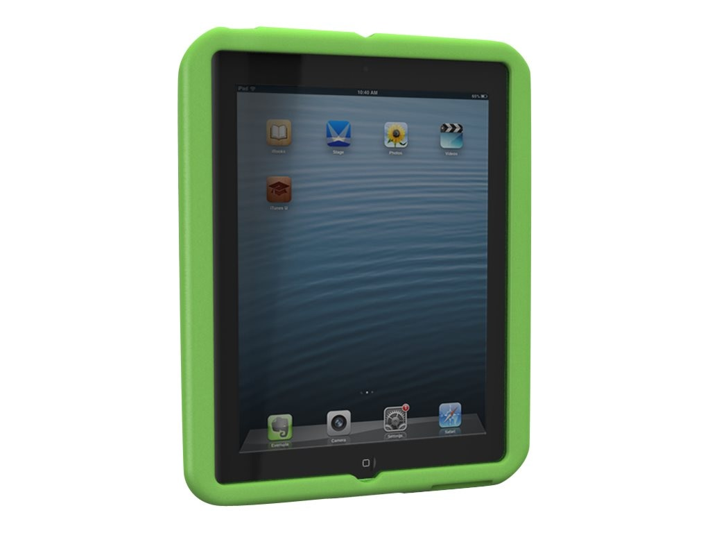 Belkin Air Protect Case for iPad 2 3 4, Green, B2A050-C01, 15800502, Carrying Cases - Tablets & eReaders