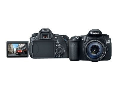 Canon EOS 60D with 18-135mm Kit Digital SLR, 4460B004