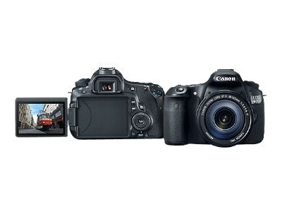 Canon EOS 60D with 18-135mm Kit Digital SLR