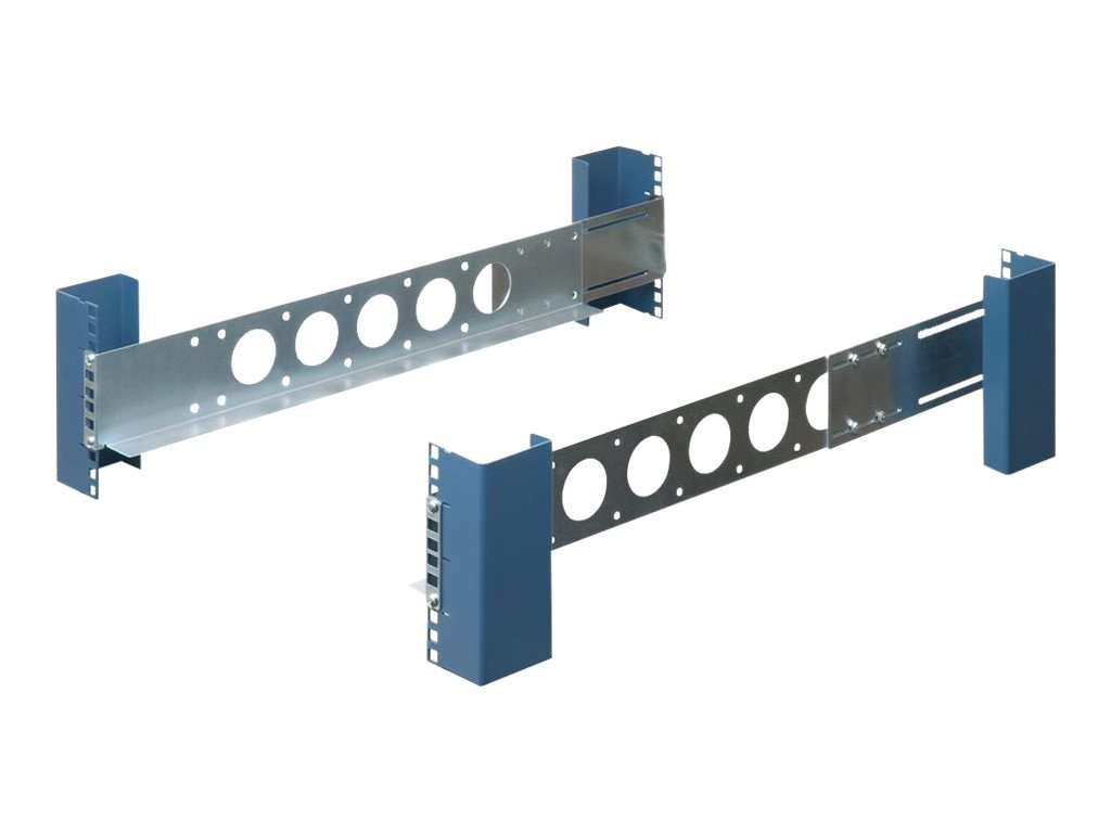 Innovation First 2U 20 Rackmount Rails Fixed 4-post