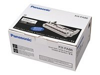 Panasonic Drum Unit for the KXFLB801. KXFLB811, and KXFLB851 Series Fax Machines, KXFA86, 7950498, Printer Accessories