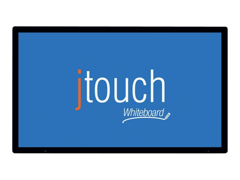 InFocus 65 JTouch Full HD Touchscreen Whiteboard Display with Anti-Glare, Black