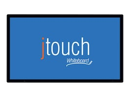 InFocus 65 JTouch Full HD LED-LCD Touchscreen Whiteboard Display with Anti-Glare, Black, INF6502WBAG, 32116446, Monitors - Large Format - Touchscreen/POS