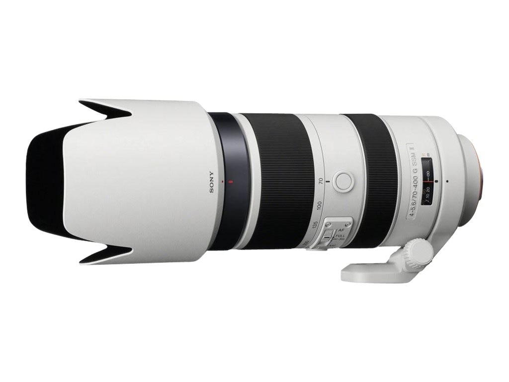 Sony SAL-70400G2 Telephoto Zoom Lens, 70-400mm, SAL70400G2, 15486365, Camera & Camcorder Lenses & Filters