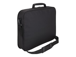 Case Logic 17.3 Clamshell Laptop Briefcase, Black, VNCI-217BLACK, 13663401, Carrying Cases - Notebook
