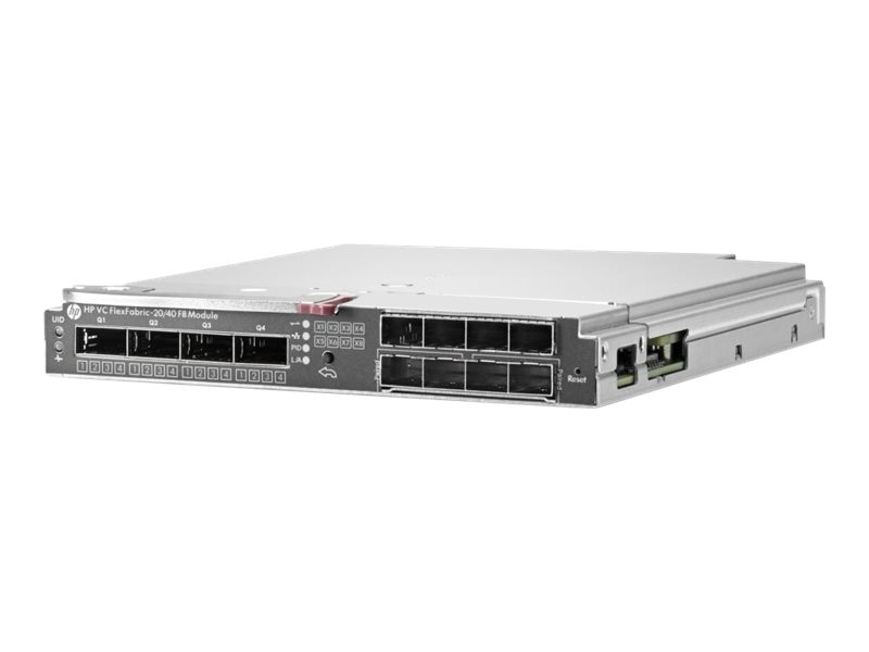 HPE Virtual Connect FlexFabric-20 40 Module for c-Class BladeSystem with TAA, 691367-B22, 17468603, Network Device Modules & Accessories