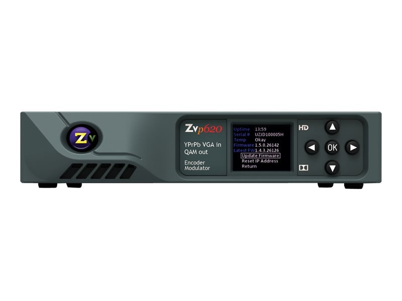 ZeeVee ZVPRO620 HD Video Distribution over Coax, ZVPRO620-NA, 15995418, Digital Signage Systems & Modules