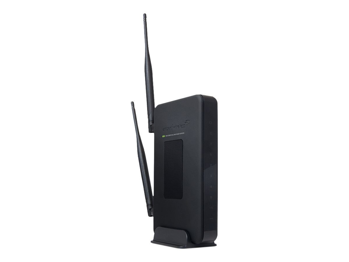 Amped Wireless High-Power Wireless-N Dual Band 600mW Smart Repeater, SR20000G