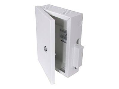 Hubbell Wireless Access Point Wall Box, Office White, WBW1OW, 5941272, Mounting Hardware - Network