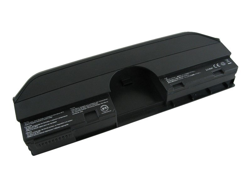 BTI Battery, Black, for Gateway C120, C120X, E155C, GT-E155X6, 8791636, Batteries - Notebook