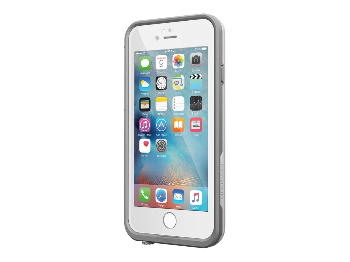 Lifeproof fre Case for iPhone 6 Plus 6s Plus, Avalanche, 77-52559, 30973815, Carrying Cases - Phones/PDAs