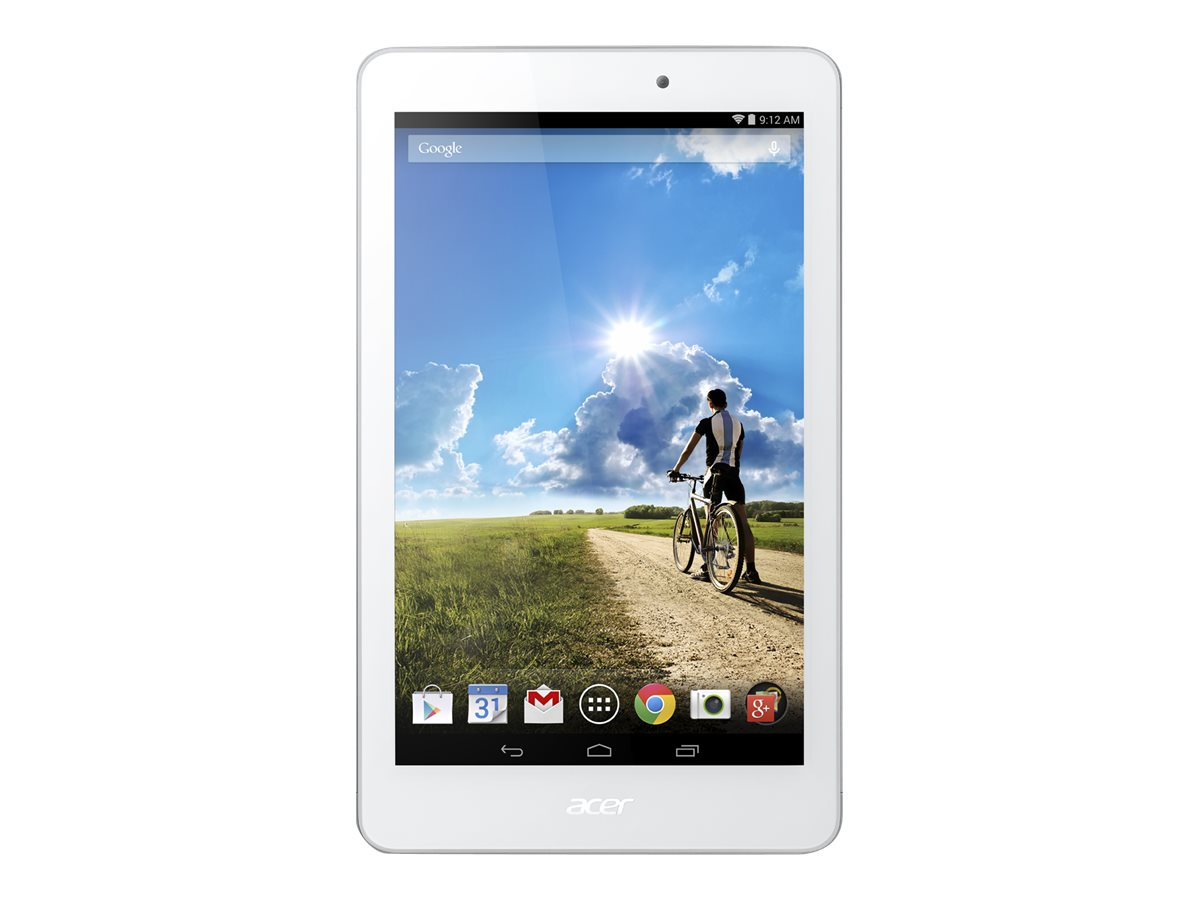 Acer Iconia Tab A1-840FHD-197C 1.33GHz processor Android 4.4 (KitKat), NT.L4JAA.001, 18450333, Tablets