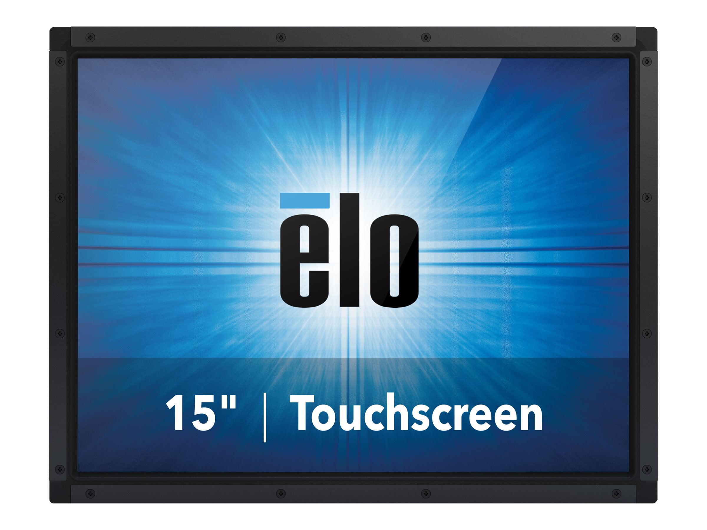 ELO Touch Solutions 15 1590L LED-LCD AccuTouch Monitor