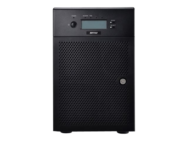 BUFFALO 24TB DriveStation Ultra 6-Drive Direct Attached Storage, HD-HN024T/R6, 30718558, Hard Drives - External