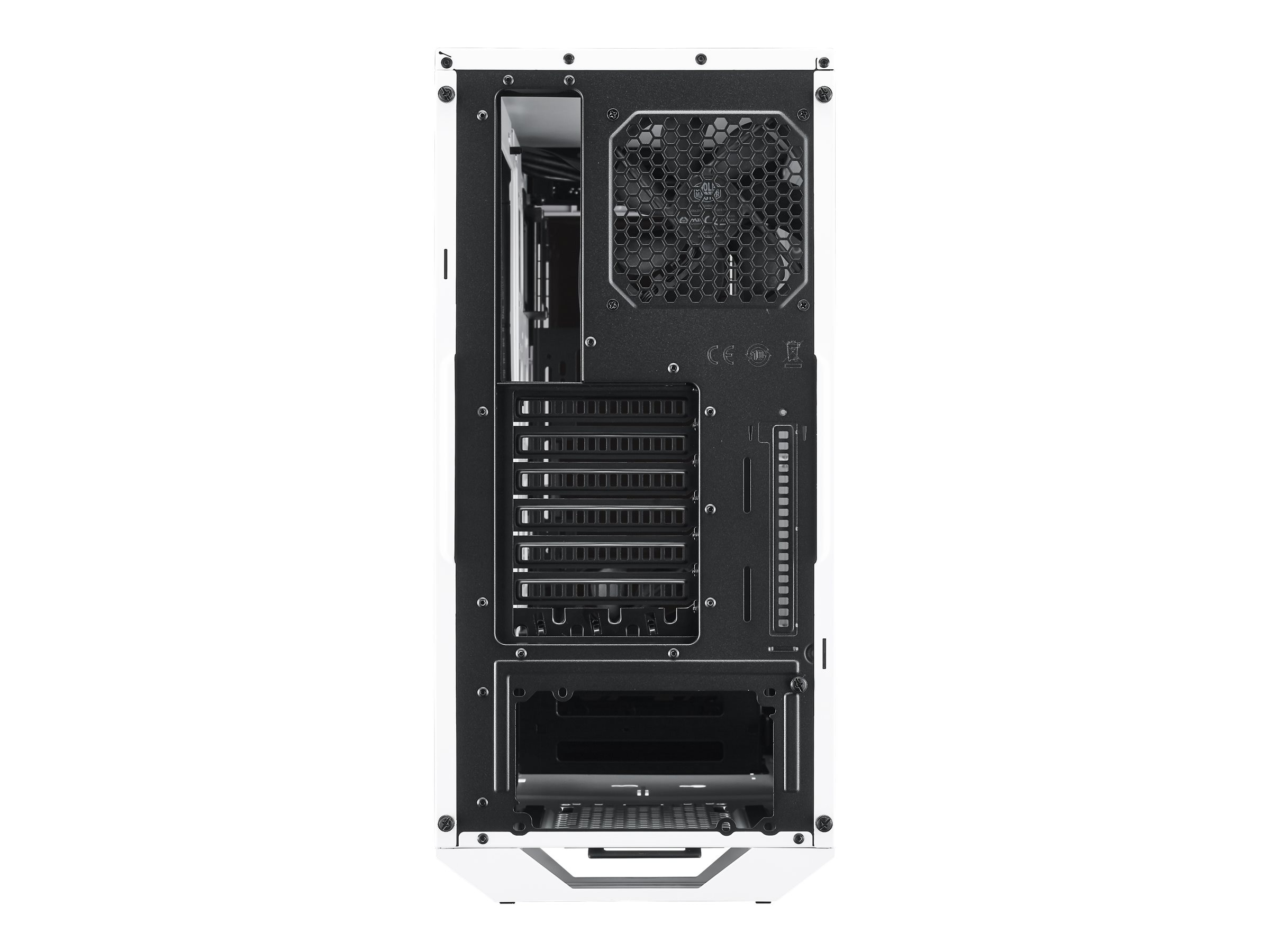 Cooler Master Chassis, MasterBox 5, White, MCX-B5S2-WWNN-01
